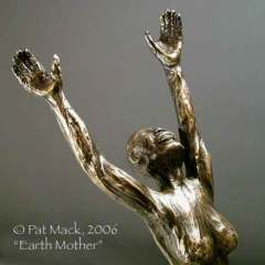 Earth Mother close up