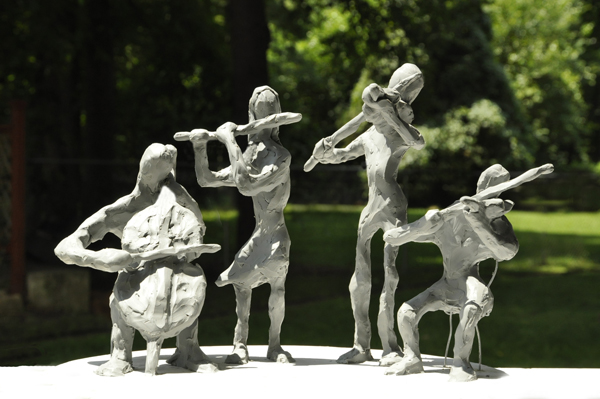 Music in clay