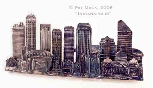 Indy Skyline steel