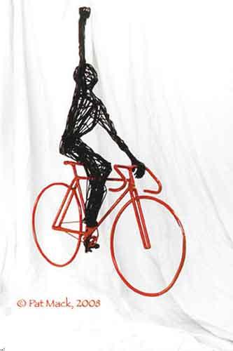 Bike steel