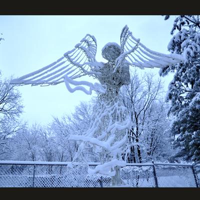 snow-angelangel-of-hope
