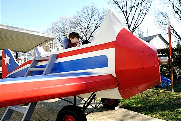 Jake's Doodlebug Airplane post image
